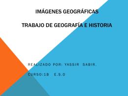 Imagenes geograficas