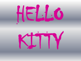 Hello Kitty - WordPress.com