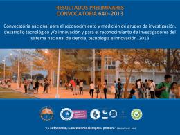 Grupos - Universidad del Magdalena