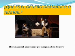 Texto dramático - Creamostextosdramaticos