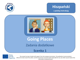 Zadanie 1.4 - Going Places with Languages in Europe