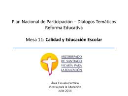 Descargar Documento - Reforma Educacional