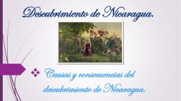 Descubrimiento de Nicaragua #2