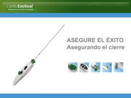 Presentación Exoseal