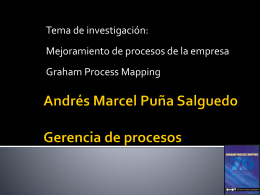 Graham Process Mapping