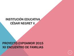 presentación_expoamor_2015