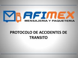 A. Actividades en el Accidente.