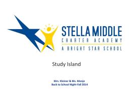 Slide 1 - Ms. Monje