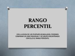 RANGO PERCENTIL EXPOSICION