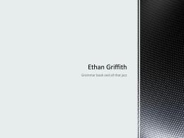 Ethan Griffith