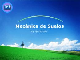 Mecánica de Suelos - INTRODUCCIÓN A LA INGENIERÍA CIVIL