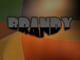 brandy - WordPress.com