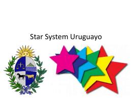 Star System Uruguayo