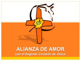 Alianza de Amor SCJ