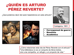 El bobo del móvil. Pérez Reverte y Past tenses review. Intermediate