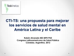 CTI-TS - Escuela de Salud Pública