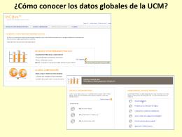 Diapositiva 1 - Biblioteca de la Universidad Complutense