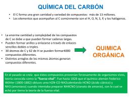 Nociones de Química Orgánica
