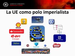 La UE como polo imperialista