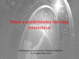 FCE 2011-09-16 Retos y Posibilidades