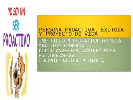 INSTITUCION EDUCATIVA TECNICA SAN LUIS GONZAGA