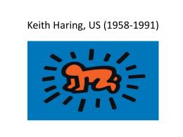 Rafael- Keith Haring, US (1958-1991)