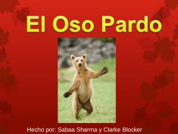 El Oso Pardo - elcoquiescolar