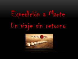 Mars One terminado