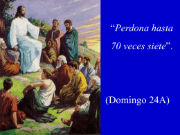 XXIV Domingo del Tiempo Ordinario, Ciclo A. San Mateo 18, 21-35