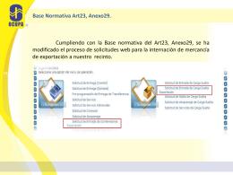Descarga la presentación de OCUPA para el proceso de solicitudes