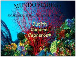 Mundo marino ESC.Sec.GRAL.#3 MANUEL