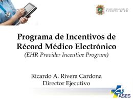 03-Ricardo Rivera Record Medico Electronico (EHR)