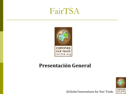 Slide 1 - FairTSA