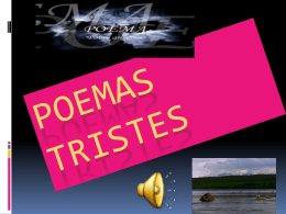Poemas Tristes - WordPress.com