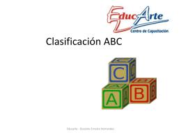 Clase 5 - Centro de Capacitación EducArte