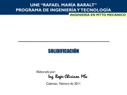 Solidificación_presentación
