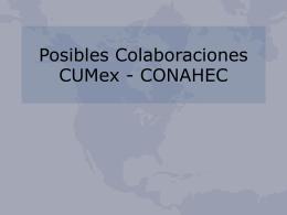 Colaboración CONAHEC