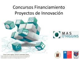 Financiamiento a la Innovación