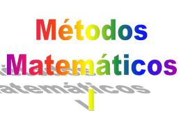 Ecuación diferencial de Bessel, Hermite, Legendre, Laguerre.