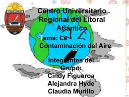 Integrantes del Grupo: Cindy Figueroa Alejandra Hyde
