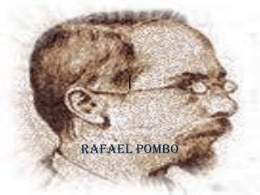 PRESENTACION RAFAEL POMBO