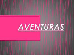 AVENTURAS - WordPress.com