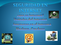 Descarga - Seguridad en Internet