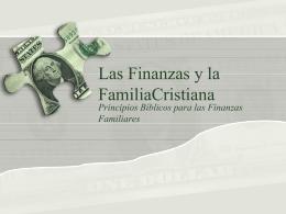 Finanza y Familia - Lic. Mateo Bixby