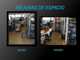 Mejoras de Bodega - RealizacionInventariosA5