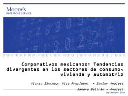 Corporativos mexicanos
