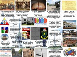 infografia evolcion de la umbv