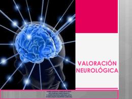 semiología del sistema nervioso 2014
