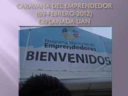 Caravana Del Emprendedor - wiki