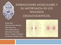 Actividad 1 - Interacciones Moleculares